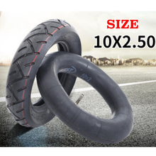 Universal 10x2.5 Inflatable Tyre 10 Inch Pneumatic Tire Electric Kick Motor Scooter Dualtron Speedway 3 Inner Tube