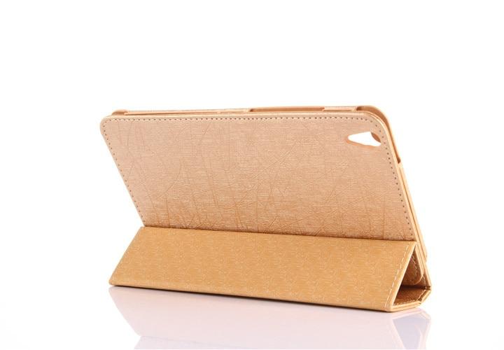 Ultra Slim 3 Folder Silk Grain Folio Stand PU Leather Cover Case For Huawei Mediapad T2 8 Pro (Honor Tablet 2) JDN-AL00 JDN-W09<br><br>Aliexpress