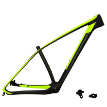 Buy carbon frame UD 27.5er Full Carbon MTB Frame 29er thru axle carbon Mountain Bikes frame for $320.00 in AliExpress store
