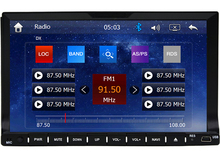 In-dash Bluetooth GPS Navigation Car DVD CD MP3 player vw/tooyota Universal 2 din Car PC Stereo Radio USB SD Android optional