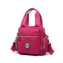 New Special offer JINQIAOER Brands Women Shoulder Bags Mother' Soft Waterproof Nylon Quality Style Monkey Handbag Tote bolsa