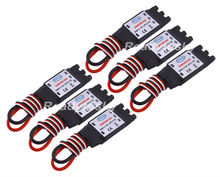 6PCS 30A SimonK Prgramme RC Brushless ESC With BEC 2A for 450 500 550 Quadcopter Multicopter(China)