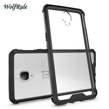 Fashion For Case OnePlus 3T Cover Shockproof TPU + Transparent PC Case For Oneplus 3T Case Phone Oneplus 3 one plus Funda ?<
