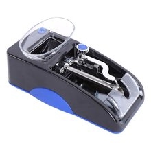 Mini Easy Electric Automatic Cigarette Tobacco Injector Fashion Rolling Machine Maker Roller(China)