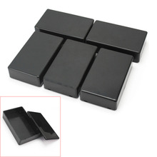 5 Pcs Brand New DIY 100x60x25mm Plastic Electronic Project Box Enclosure Instrument Case Top Sale