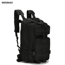 25L 3 마력 Tactical Backpack Military Army Outdoor Bag 배낭 Men 캠핑 Tactical Backpack 하이킹 스포츠 Molle 팩 등반 Bags(China)