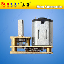 12GA DC 3V 6V 12V Micro Electric Metal Gear Motor Reverse N20 RC smart car Robot model DIY engine Toys Electric door Remote lock(China)