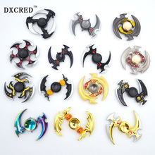 fidget spinner for Autism and ADHD Fidget Spinner Professional fidget hand spinner bearing ball golden zinc alloy