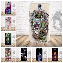 For Lenovo Vibe S1 Lite Case Cover Soft Silicone TPU For Lenovo S1 lite 5.0'' Fashion Phone Cases For Lenovo Vibe S1 Lite Case