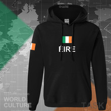 Ireland hoodies men sweatshirt sweat new hip hop streetwear socceres jerseyes footballer tracksuit nation Irish flag Eire IE(China)