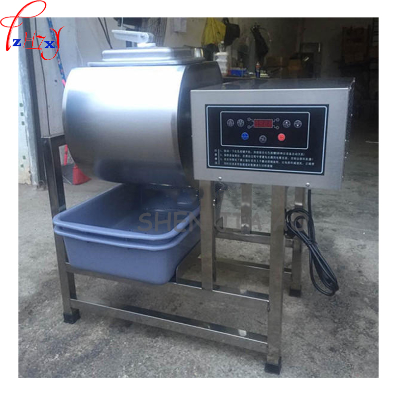 1pc Commercial Electric two-way Food pickled Marinator Tumbling machine pickled machine Tumbler bacon machine Stir meat machine()