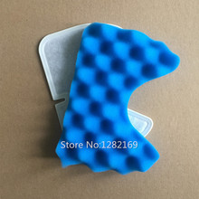 1 set Robot Vacuum Cleaner Parts HEPA Filter for Samsung SC65 sc 66 sc67 SC68 series(China)
