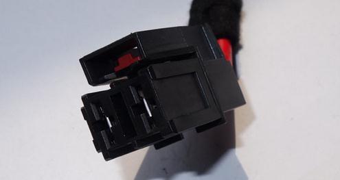 1PCS  FOR new Passat / Passat / Tiguan / POLO / Sagitar / Skoda high pressure pump connector plug 6R0971959A       6R0 971 959 A<br>