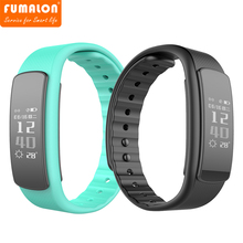 Buy IWOWN I6 HR smartband Heart Rate Monitor Smart bracelet Sport Wristband Bluetooth 4.0 Smart Band Fitness Tracker IOS Android for $35.25 in AliExpress store