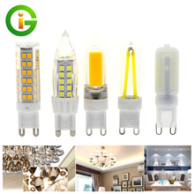 Buy G9 LED Lamp Bulb Light AC220V 3W /4W /5W LED Corn Bulb Warm White/ White Replace Halogen Chandelier Lighting for $1.68 in AliExpress store