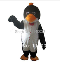 mascot Restaurant Penguin Cook Mascot Costume Adult Penguin Cook Cartoon Mascotte Outfit Suit Fancy Dress FREE SHIP