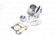 52mm 105cc Big Bore Performance Kit GY6 50cc 139QMB Chinese Scooter Parts(China)