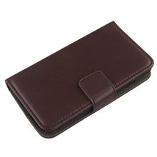 "LINGWUZHE  Genuine Leather Phone Accessories Flip Wallet Design Cover For Amigoo H2000 4.5"" H8 R200 5"" A5000 R700 5.5"" M1 Max 6"""