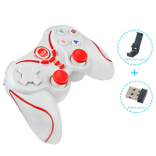Wireless Bluetooth Controllers Gamepad for PS 3 Smartphone Controller Gaming Joystick For PS 3 Smart TV TV Box Android iphone PC(China)