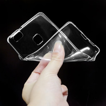 Popular 0.5mm Ultra-thin Clear Transparent Phone Protector for Huawei Honor 8 V8 5A 5X Hot Sale Cheap Soft TPU Cases Accessories