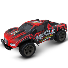 Buy Electric 1:20 Rc Cars 4WD Shaft Drive Trucks High Speed 25KM/H Radio Control Brushless Truck Scale Super Power Toys Children for $34.40 in AliExpress store