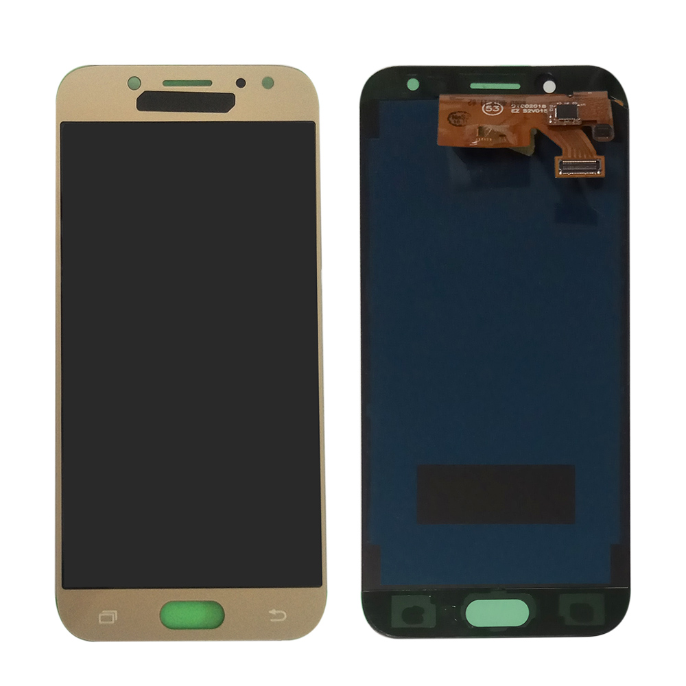 AMOLED LCD Replacement For Samsung Galaxy J5 2017 J530 J530F LCD Touch Screen Digitizer Assembly With Brightness Control Display (3)