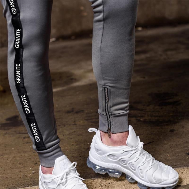 Men Set Casual Sportswear Suit-2