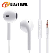 Deast Level music headphone sports fone de ouvido phone headset auriculares wire with microphone Earphone bass headphones Mp3 pc(China)