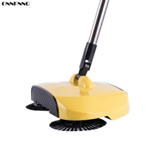 ONNPNNQ Hand Push Type Floor Sweeping Machine Home Broom No Vacuum Cleaner Cleaning Tool(China)