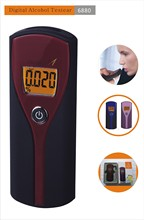 10 pieces/lot New Breathalyzer Drive Safety Digital Alcohol Tester (6880S) / Alibaba Express