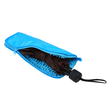 Protable Water Absorption Umbrella Storage Bags Water Cleaning Cloth Umbrella Covers Bag Organizer ZQ838681(China)