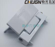 CHUGN spring steel doors and windows open old steel window hinge hinge extrapolation outside door hinge(China)