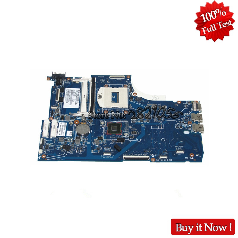 NOKOTION 720565-501 720565-001 Laptop motherboard For Hp Envy 15 15-J Main Board UMA HM87 GMA HD DDR3 W8STD Tested