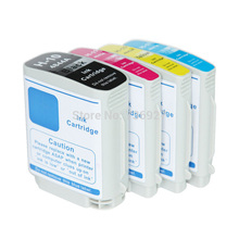 4X ink Cartridge for HP10 HP11 HP 10 11 For Officejet Pro K850 9100 9120 9110 Designjet 100 plus/110 inkjet printer C4836A(China)