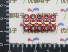 50pcs LilyPad Led Module Active Components Diodes Uno DIY(China)