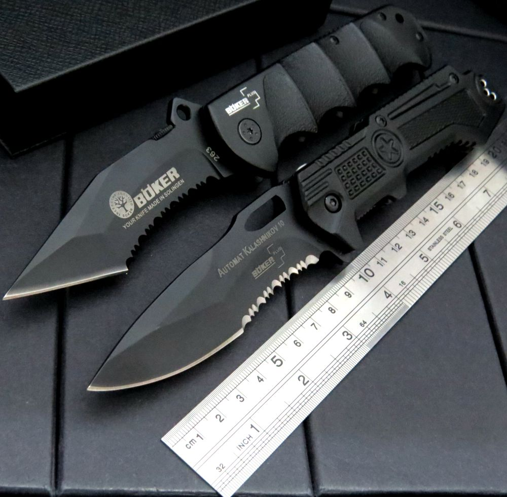 Custom Pocket Hunting WFA-1 Survival Folding Knife,9Cr Blade Aluminium Alloy Handle Hunting Camping Knives +Very good quality<br><br>Aliexpress