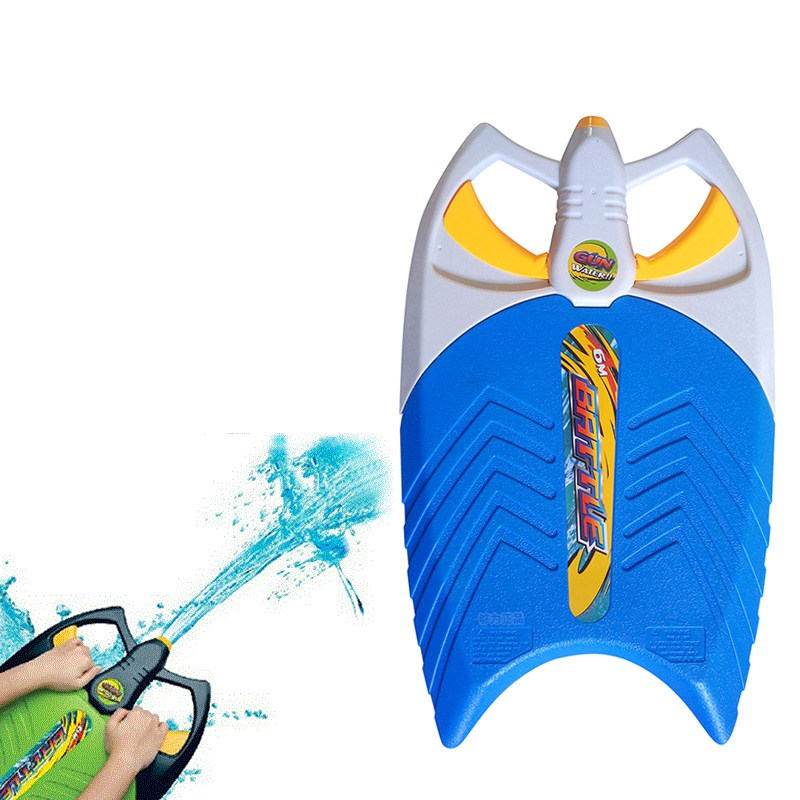 NEW Arrival Children Kid Surfing Surfboard Float Plate Swim Pool Water Spray Toy Summer Beach Fun Water Surfboard(China)