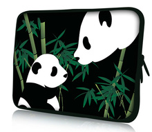 "Panda 15"" Laptop Bag Case Cover For 15.6"" HP Pavilion,Dell ,Acer Notebook"
