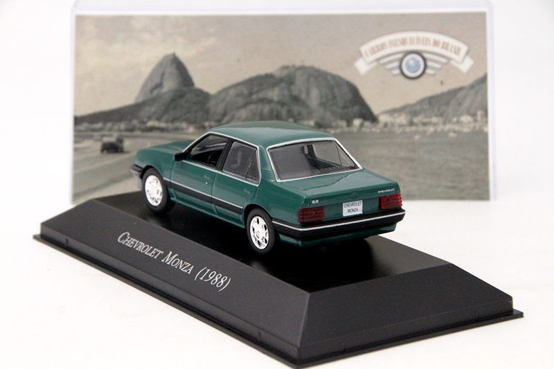 IXO 1:43 Chevrolet Monza 1988 Cars Diecast Models Limited Edition Collection