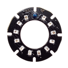 Wholesale Infrared 12pcs Laser IR LED board for MTV Lens CCTV IP cameras night vision (Diameter: 45mm)