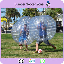 Free Shipping Outdoor Sport 1.5m Inflatable Bubble Football Human Hamster Ball Bumper Body Suit Bubble Soccer Zorb Ball