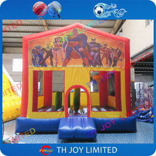 home use carnival inflatable bouncer / rock jumping castle inflatable bounce house