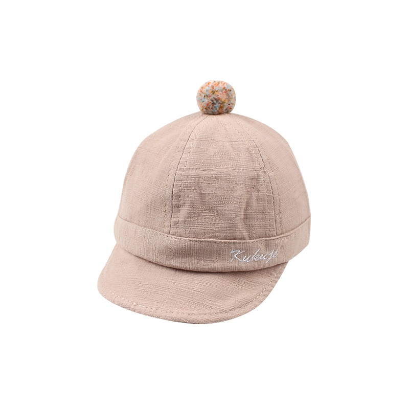 Casual Cotton Baby Caps Infant Toddler Baby Baseball Caps Fashion Boys Sun Caps Cute Girls Hat Autumn 6-24M Baby Boys Clothing (13)
