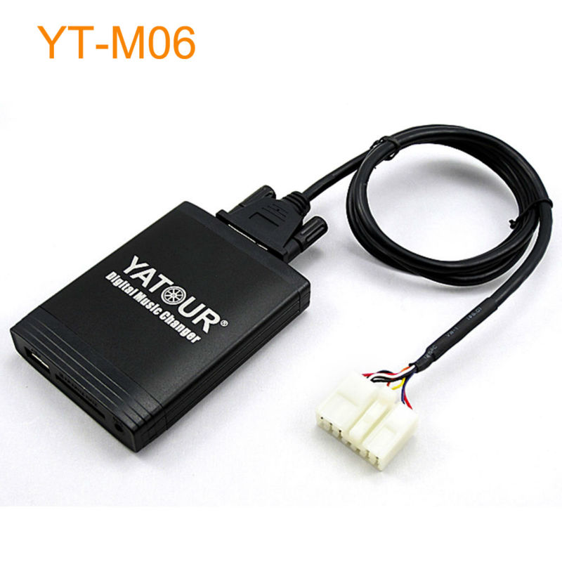 yatour car mp3 usb sd cd changer for ipod aux with optional toyota parts diagrams car radio digital music mp3 cd changer for toyota optimo paseo picnic previa rav4 sequoia solara