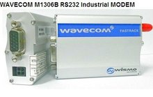 M1306B Wavecom RS232 Q24PLUS Fax Modem For Data Transfer 10 pcs 1 lot