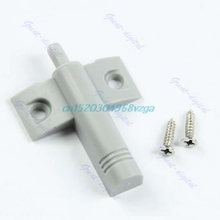 Drawer Close Damper Buffers+Screws Lot Quiet Door Kitchen Cabinet Closer Soft #H028#