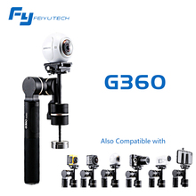 Feiyu FY G360 3-axis Handheld Camera Gimbal G360 Dynamic Panorama Smart APP and Drop-proof fast-dismantle for camera and phones