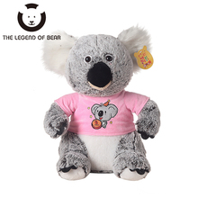 THE LEGEND OF BEAR Brand Lovely Koalas Dolls  Plush Stuffed Toys Soft Tiny Toy For Girls Kawaii Animals Anime Gifts Children