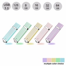 Storage Device Mini USB 3.0 Flash Drives 64GB Pen Drive 32GB 16GB 8GB 128GB Memory Stick Pen driver Keychain Flash Disk U224L