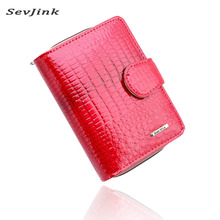 Cow Leather Wallet Female Wallets with Zipper Coin Bag Genuine Leather Women Wallets Small Short Purses Ladies Clutch(China)